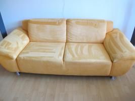 Foto 4 Sitzgarnitur 3 Sitzer und 2 Sessel