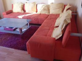 Foto 2 Sitzgarnitur inkl. Tisch und Teppich