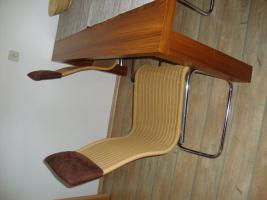 Foto 2 Sitzgruppe inkl. 5 Schwingsessel