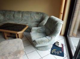 Sitzgruppe / Sofa / 4-teilig / Federkern