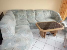 Foto 3 Sitzgruppe / Sofa / 4-teilig / Federkern