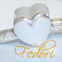 Slider Animo 925 Sterling Silber