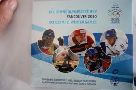Foto 4 Slowakei KMS 2010 Motiv : XXI Olymp Winter Games