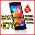 SmartPhone F7 3G QuadCore 1.3MHz 1/8GB 2 Cams 8MP � 70