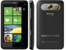 Smartphone HTC HD7 mit 16GB Simlockfrei und NEU