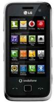 Smartphone LG GM750 + Navi + Zubehör!