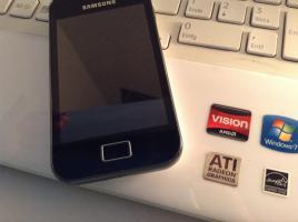 Foto 2 Smartphone Samsung Galaxy Ace GT-S58309