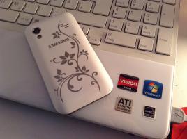 Foto 3 Smartphone Samsung Galaxy Ace GT-S58309