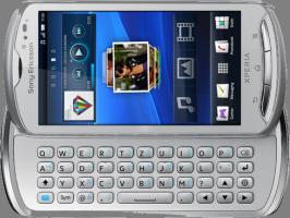 Smartphone Sony-Ericsson Xperia Pro