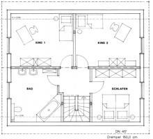 Einfamilienhaus Mit Kniestock Grundriss Og