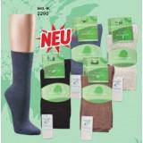 Socken Gesundheitssocken  BIO-Baumwolle