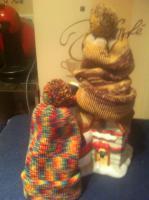 Foto 4 Socken aus Naturwolle