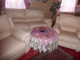 Sofa 3Sitzer  und  zwei Sessel