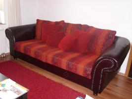 Sofa in Afrikadesigne