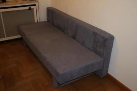 Foto 2 Sofa Bett zum ausklappen