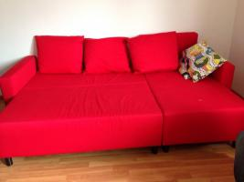Sofa Bett u  ein Bett