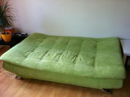 Foto 2 Sofa mit Bettfunktion