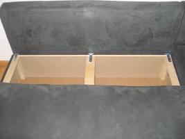 Foto 5 Sofa/Couch mit Bettfunktion von OTTO mit passendem Beistelltisch