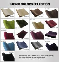 Fabric Color Sofa Couch Set Klassik Barock
