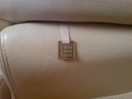 Foto 2 Sofa Garnitur 3-2-1 teilig echt Leder (sehr guter Zustand) zu verkaufen!