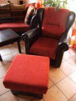 Foto 2 Sofa im Kolonialstil