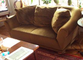 Sofa im Landhausstil