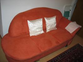 Foto 2 Sofa und Ottomanen