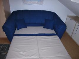 Foto 3 Sofa mit Schlaffunktion