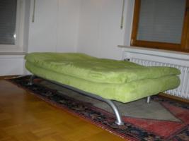 Foto 2 Sofa mit Schlaffunktion (Bettcouch)