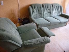 Foto 2 Sofa und Sessel