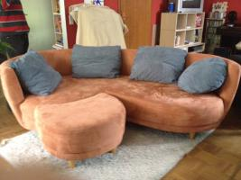 Sofa asymmetrisch und außergewöhnlich