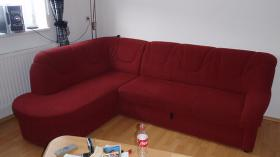 Sofa inkl. Bettfunktion