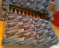 Foto 2 Sofa zu verschenken
