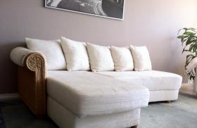 sofa mit bettfunktion und bettkasten in hamburg ecksofa. Black Bedroom Furniture Sets. Home Design Ideas