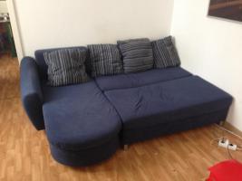 Sofa, Couch, Schlafsofa