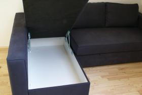 Foto 3 Sofa, Récamière und Bett in einem