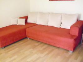 Sofa, rot