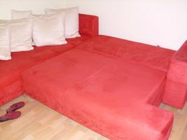 Foto 2 Sofa, rot