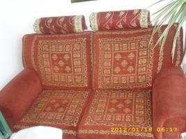 Foto 4 Sofas kolonialstil 3sitzer und 2sitzer