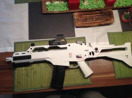 Foto 3 Softairgewehr HK G36c IDZ