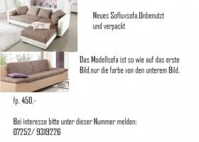 Softlux sofa neu