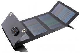 Solarmodule Faltbar Aurora 4 Ladegerät