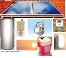 Solarpaket XL mit Heizung
