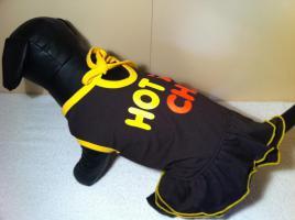 Sommerkleidchen von DoggyDolly - braun -
