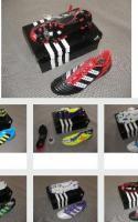 Sonderposten! Adidas Fussballschuhe, F50 , Adizero, Adipower Predator