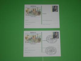 Sonderpostkarte NAPOSTA  1981
