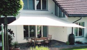 Sonnensegel-Schirm-Systeme Privat und Gewerbe