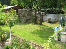 Foto 5 Sonniger Garten mit massiven Bungalow (24qm), 3 Nebengelasse, Fürstenwalde Spree