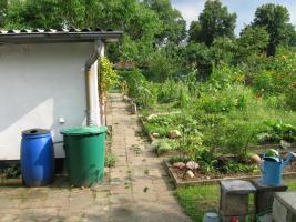 Foto 6 Sonniger Garten mit massiven Bungalow (24qm), 3 Nebengelasse, Fürstenwalde Spree