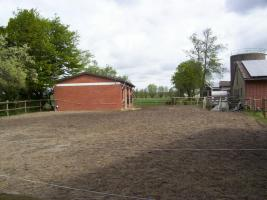 Foto 4 Sonniges Zimmer (un-/mobliert) + Garten sowie Offenstall